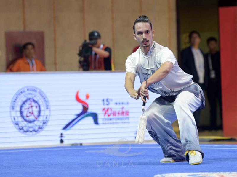 Dan Rădulescu-15th World Wushu Championschips 2019
