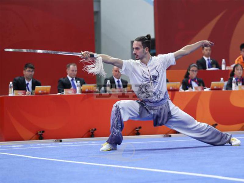 15th World Wushu Championschips 2019