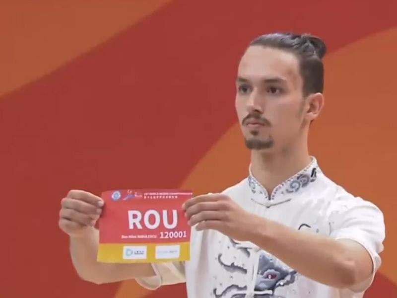 15th World Wushu Championships 2019