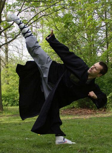 Dan Rădulescu - Antrenor Wushu - Kungfu